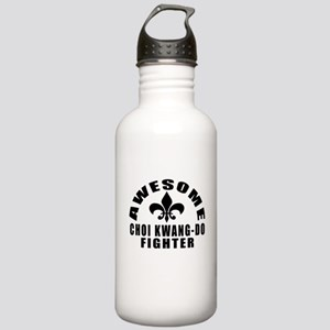 Awesome Choi Kwang Do Stainless Water Bottle 1.0L