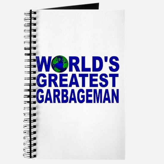 World's Greatest Garbageman Journal