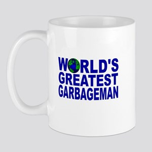World's Greatest Garbageman Mug