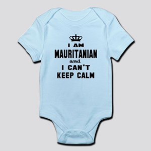 I am Mauritanian and I can't k Baby Light Bodysuit
