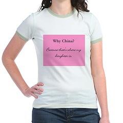 Why China? T