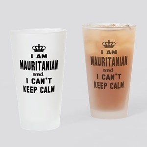 I am Mauritanian and I can't keep c Drinking Glass