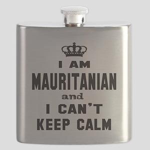 I am Mauritanian and I can't keep calm Flask