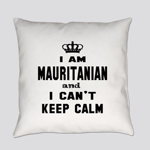 I am Mauritanian and I can't keep Everyday Pillow