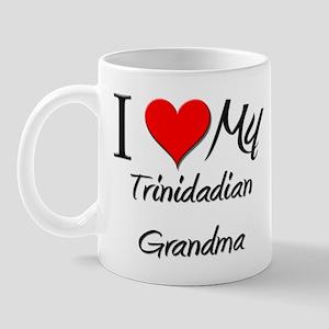 I Heart My Trinidadian Grandma Mug