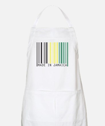 made in jamaica BBQ Apron