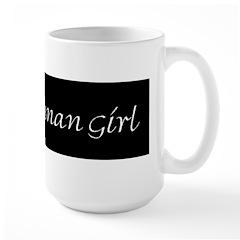 I Love My Hunan Girl Large Mug