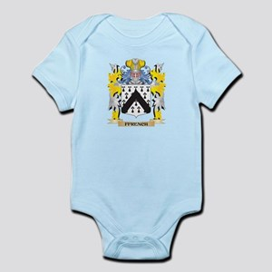 Ffrench Coat of Arms - Family Crest Body Suit