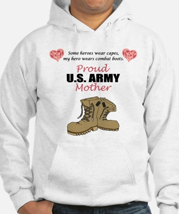 Proud US Army Mother Jumper Hoody