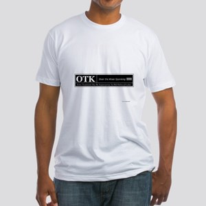 OTK Rating Fitted T-Shirt