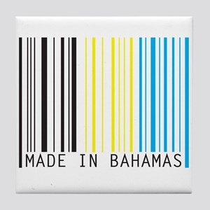 made in bahamas Tile Coaster