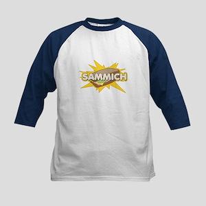 Sammich Kids Baseball Jersey