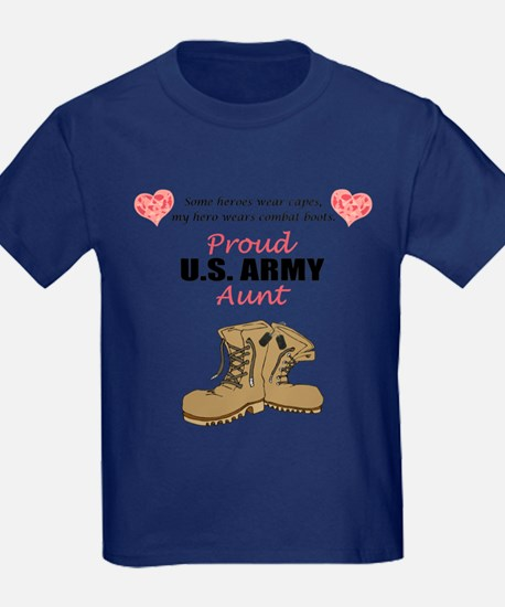 Proud US Army Aunt T