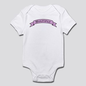 Multiple Infant Bodysuit