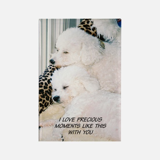 SWEETHEART PRECIOUS MOMENTS RECTANGLE MAGNET
