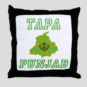 Tapa Throw Pillow