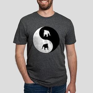 Yin Yang Bulldog T-Shirt