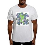 Dragon Stash (Blue) Light T-Shirt