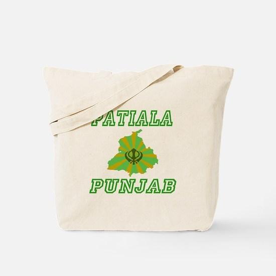 Patiala, Punjab Tote Bag