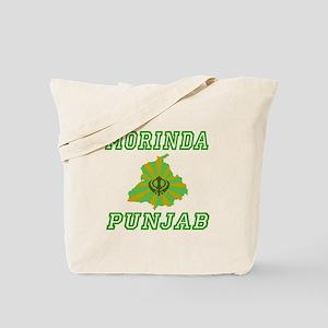 Morinda, Punjab Tote Bag