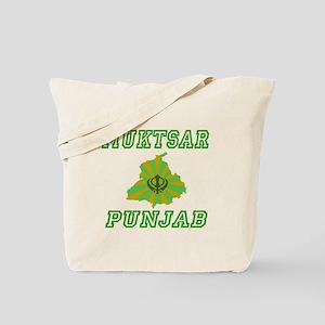 Muktsar, Punjab Tote Bag