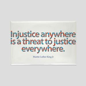 Injustice Magnets