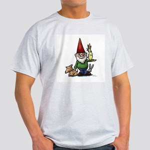 Fauna Gnome White T-Shirt