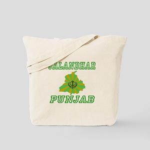 Jalandhar,Punjab Tote Bag
