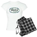 Maui t-shirt copy Women's Light Pajamas