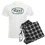 Maui t-shirt copy Men's Light Pajamas