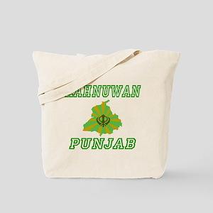 Kahnuwan,Punjab Tote Bag