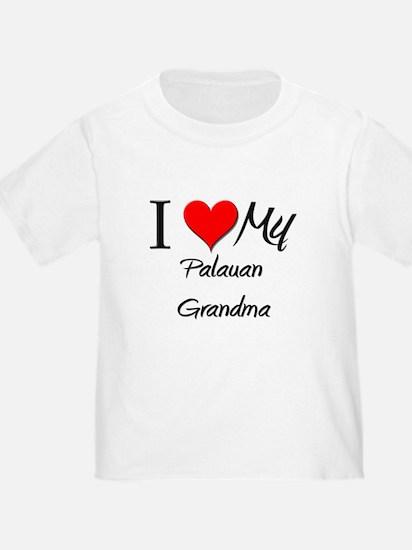 I Heart My Palauan Grandma T