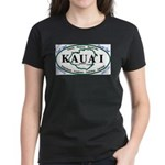 Kauai t-shirt copy Women's Dark T-Shirt