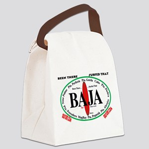 Baja Sur10x8 Canvas Lunch Bag