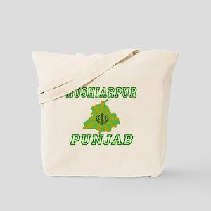 Hoshiarpur, Punjab Tote Bag