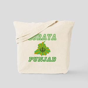 Goraya, Punjab Tote Bag