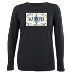 San Onofre Plus Size Long Sleeve Tee