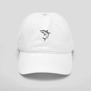 Shark Design Shark Print Art Birthday Party Cap
