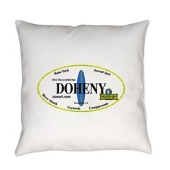Doheny Surf Breaks Everyday Pillow