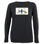 Doheny Surf Breaks Plus Size Long Sleeve Tee