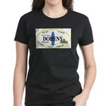 Doheny Surf Breaks Women's Dark T-Shirt