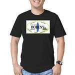 Doheny Surf Breaks Men's Fitted T-Shirt (dark)