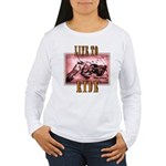 LIVE to RIDE Women's Long Sleeve T-Shirt
