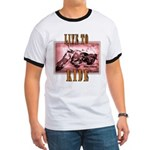 LIVE to RIDE Ringer T