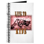 LIVE to RIDE Journal