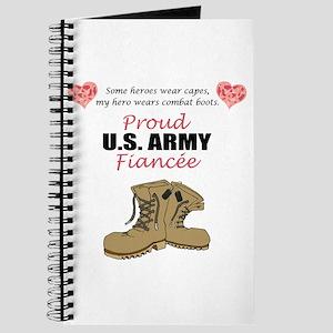 Proud US Army Fiancee Journal