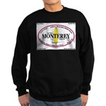 Monterey,Calif. Sweatshirt (dark)