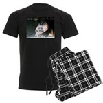 WeThePeopleflag1c Men's Dark Pajamas