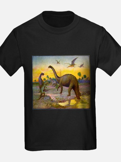 Dinosaurs T