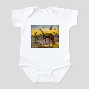 Dinosaurs Infant Bodysuit
